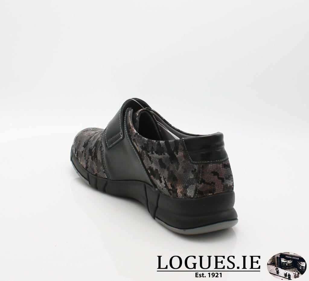 9203 EVA SUAVE AW18-Ladies-SUAVE SHOES CONOS LTD-NIGHT/BLACK-41 = 7/8 UK-Logues Shoes