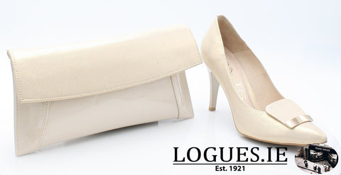 7314 EMIS AW18LadiesLogues ShoesGOLD 247/246 / 37 = 4 UK
