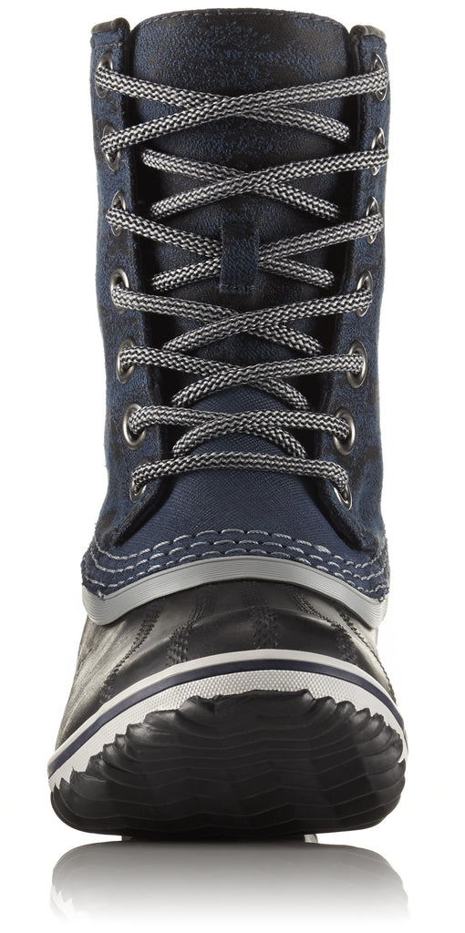NL2652 SLIMPACK 1964 SOREL AW-Ladies-SOREL/COLUMBIA-COLLEGIATE NAVY 464-8 US - 6 UK-Logues Shoes