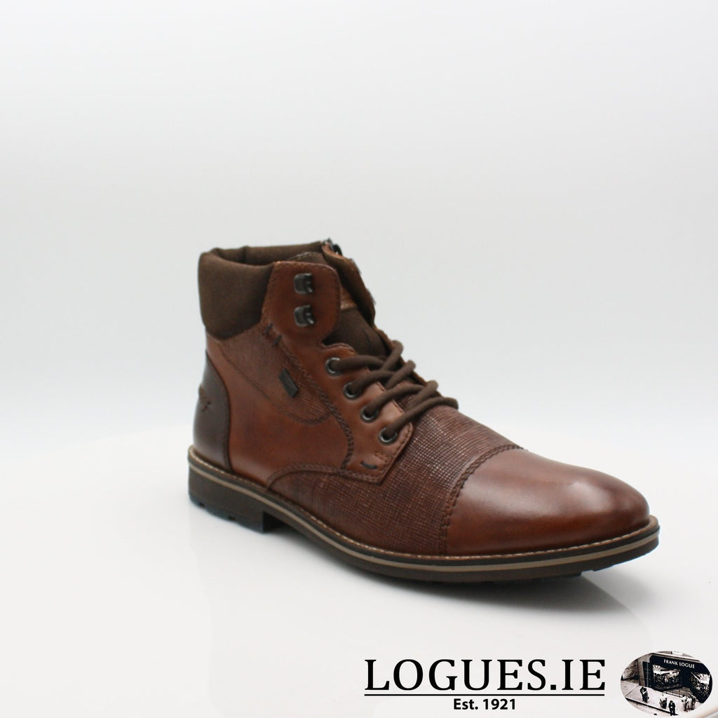 F5532 RIEKIER 19MensLogues Shoesbrown 27 / 41