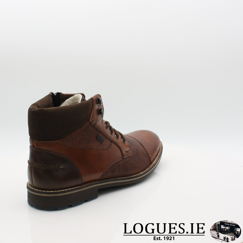 F5532 RIEKIER 19MensLogues Shoesbrown 27 / 46