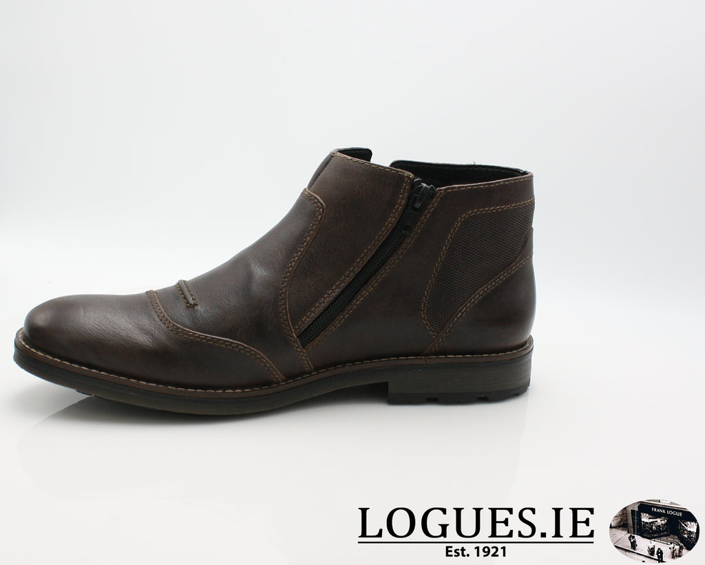 RKR F5550MensLogues Shoesnubia 45 / 46