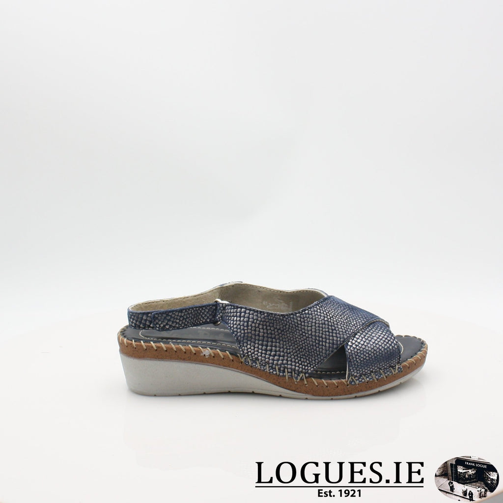Faversham VAN DAL 19COMFORT CASUALLogues ShoesMidnight Snake / 35 / E