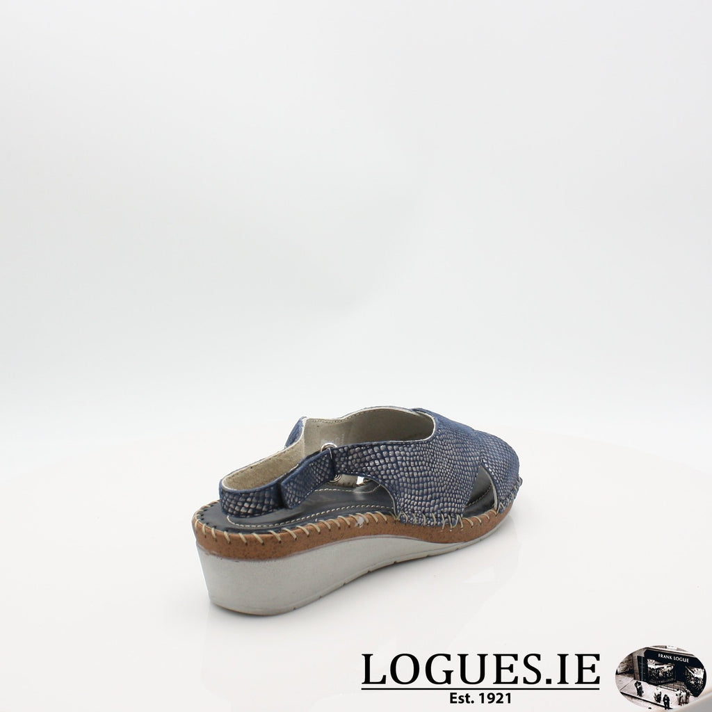 Faversham VAN DAL 19COMFORT CASUALLogues ShoesMidnight Snake / 42 / E