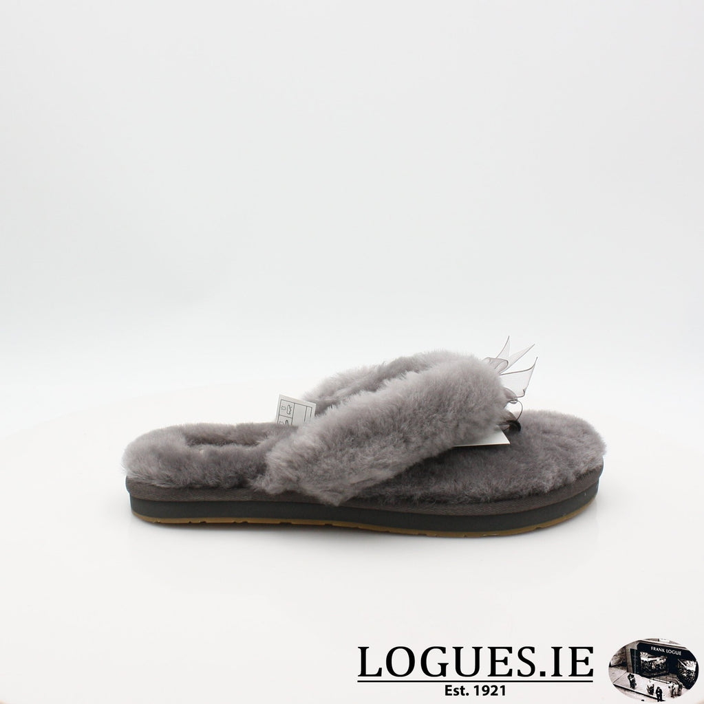 FLUFF FLIP FLOP  SLIPPER, Ladies, UGGS FOOTWEAR, Logues Shoes - Logues Shoes.ie Since 1921, Galway City, Ireland.
