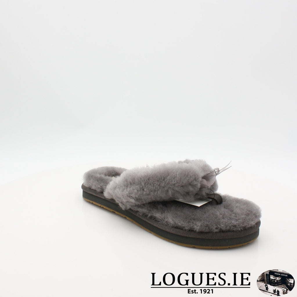 FLUFF FLIP FLOP 111 1100250LadiesLogues ShoesGREY / 4 UK -37 EU - 6 US