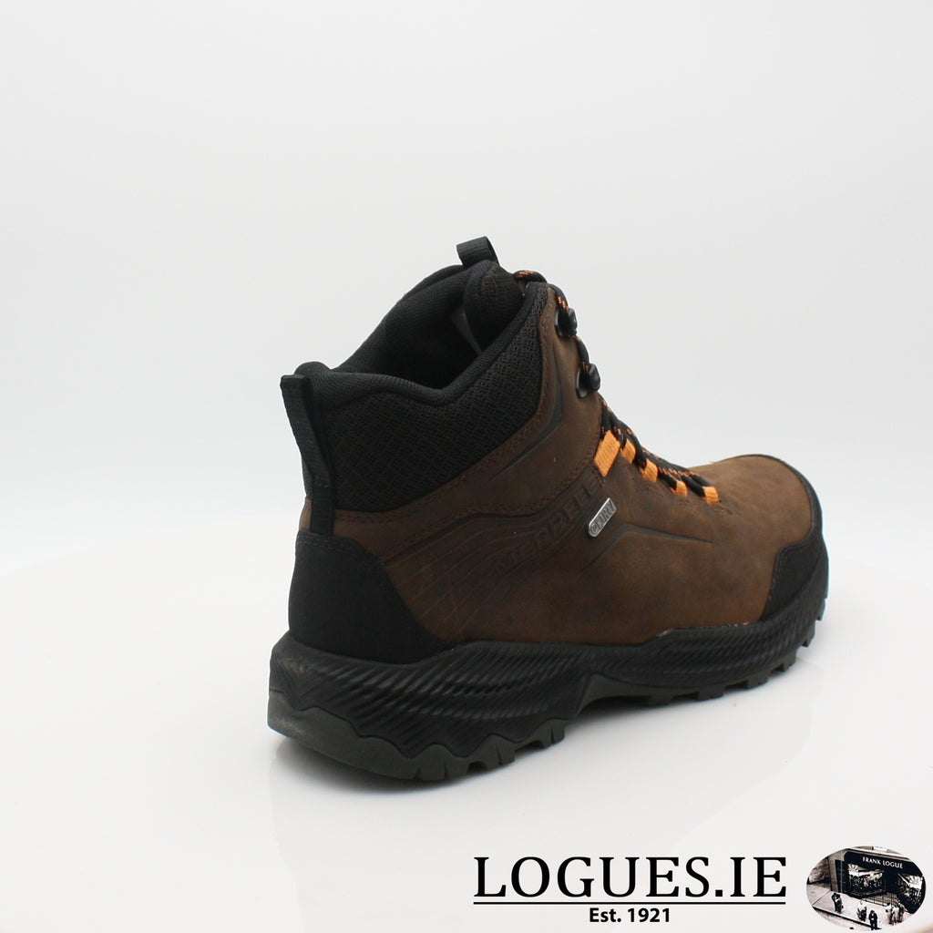 FORESTBOUND MID WP MERRELL, Mens, Merrell shoes, Logues Shoes - Logues Shoes.ie Since 1921, Galway City, Ireland.