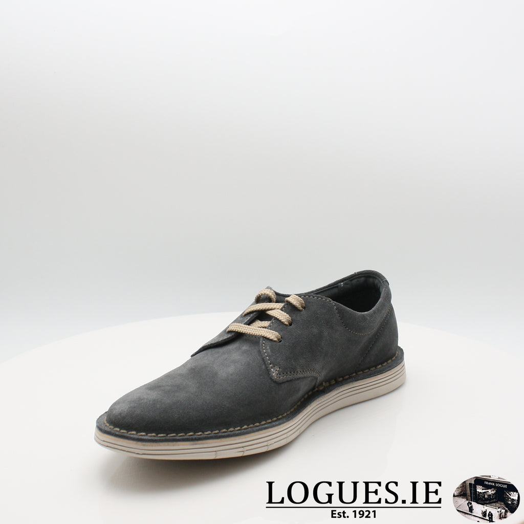 Forge Vibe  CLARKS, Mens, Clarks, Logues Shoes - Logues Shoes.ie Since 1921, Galway City, Ireland.