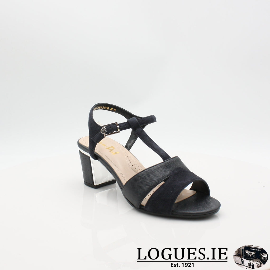 VAN ForsterLadiesLogues ShoesMidnight Suede / 060 / D