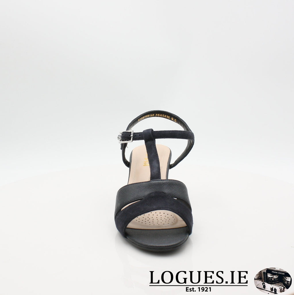 VAN ForsterLadiesLogues ShoesMidnight Suede / 045 / D