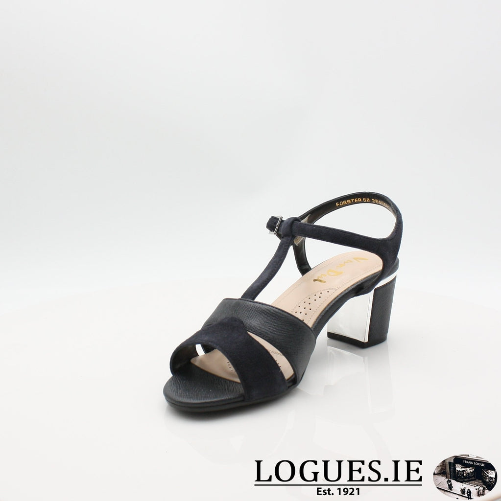 VAN ForsterLadiesLogues ShoesMidnight Suede / 040 / D