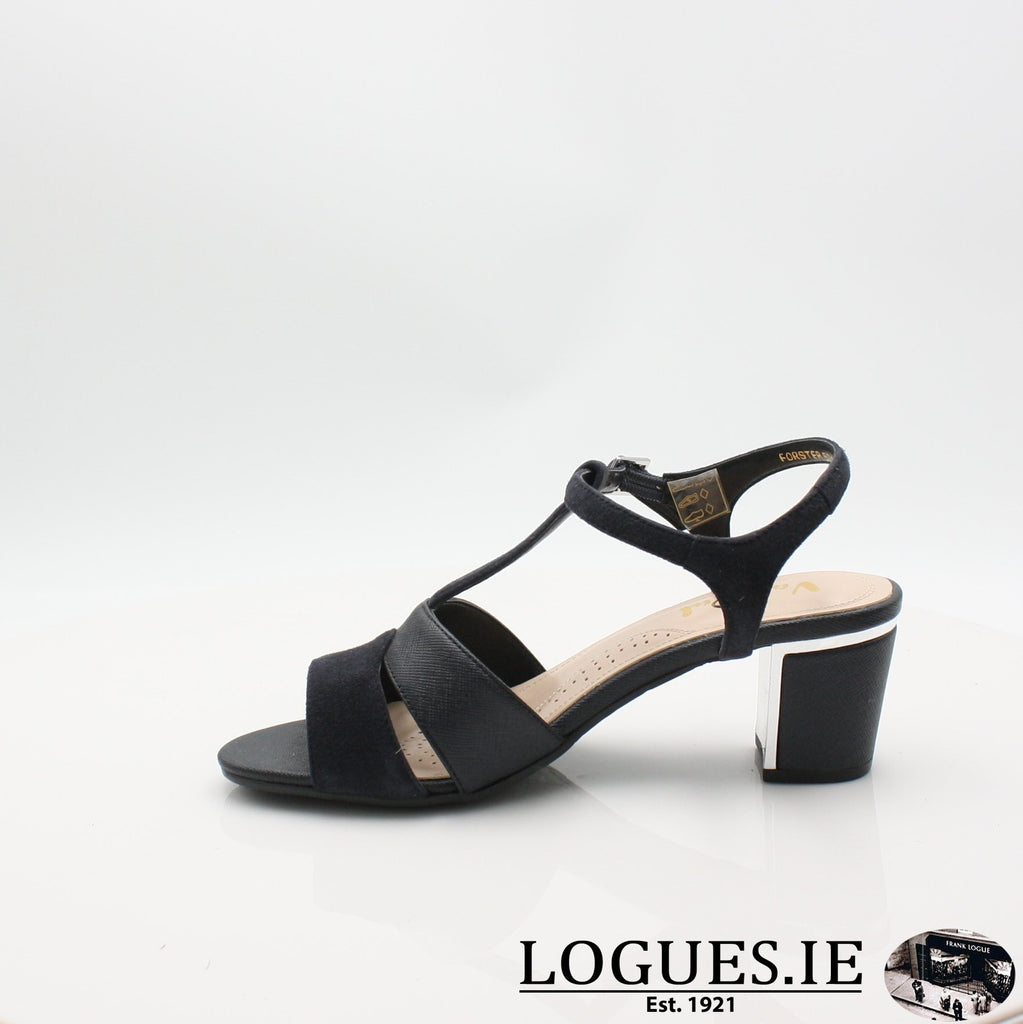 VAN ForsterLadiesLogues ShoesMidnight Suede / 030 / D