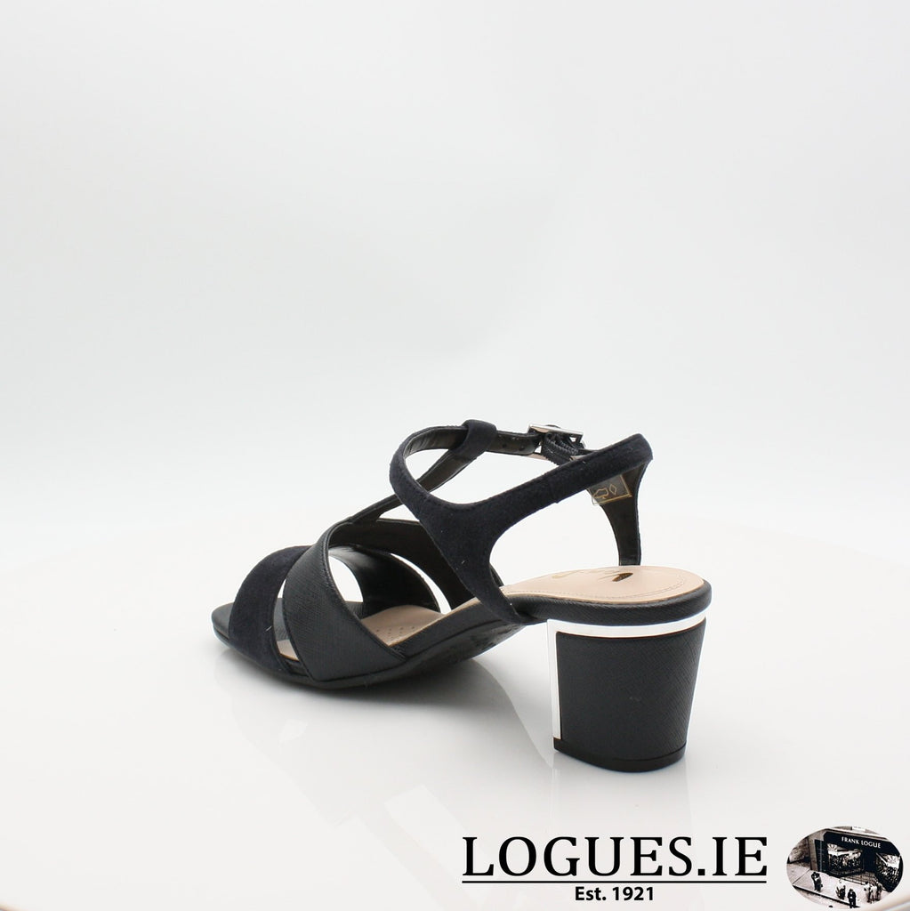 VAN ForsterLadiesLogues ShoesMidnight Suede / 035 / D