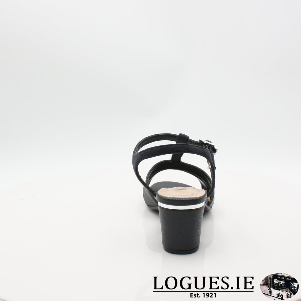 VAN ForsterLadiesLogues ShoesMidnight Suede / 080 / D
