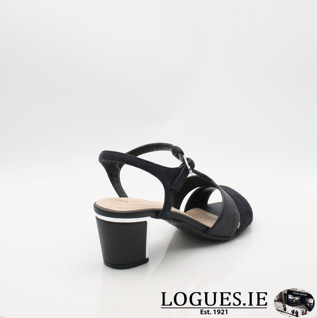 VAN ForsterLadiesLogues ShoesMidnight Suede / 050 / D