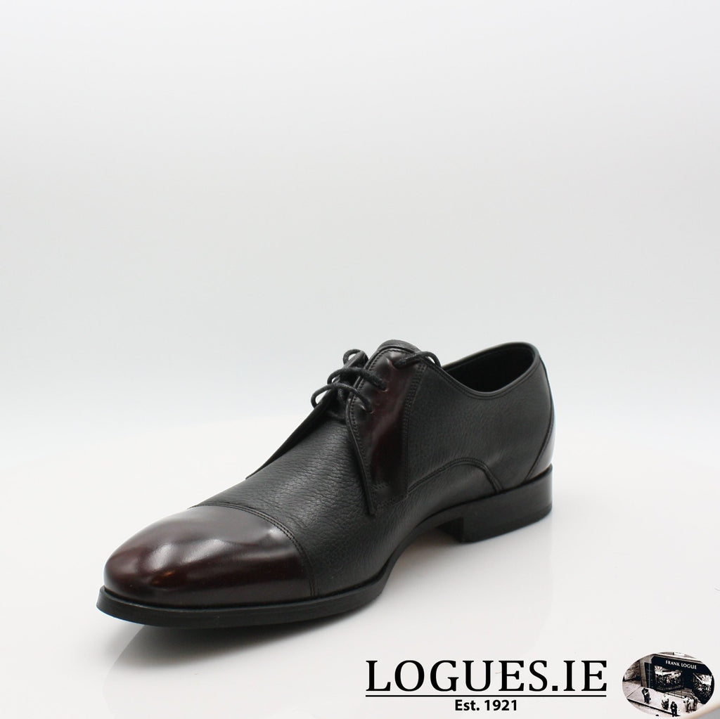 FRED BARKER AW17MensLogues ShoesBLACK WINE / 8.5