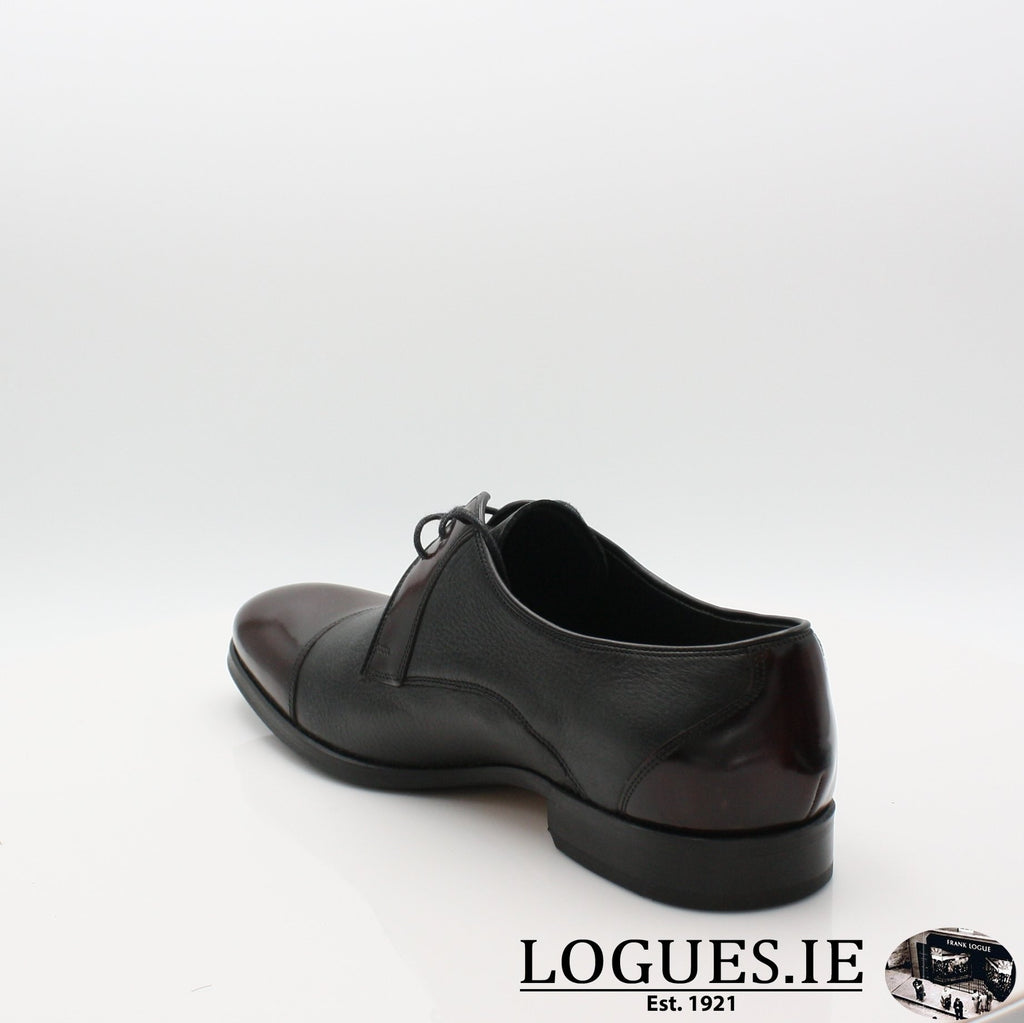 FRED BARKER AW17MensLogues ShoesBLACK WINE / 9.5