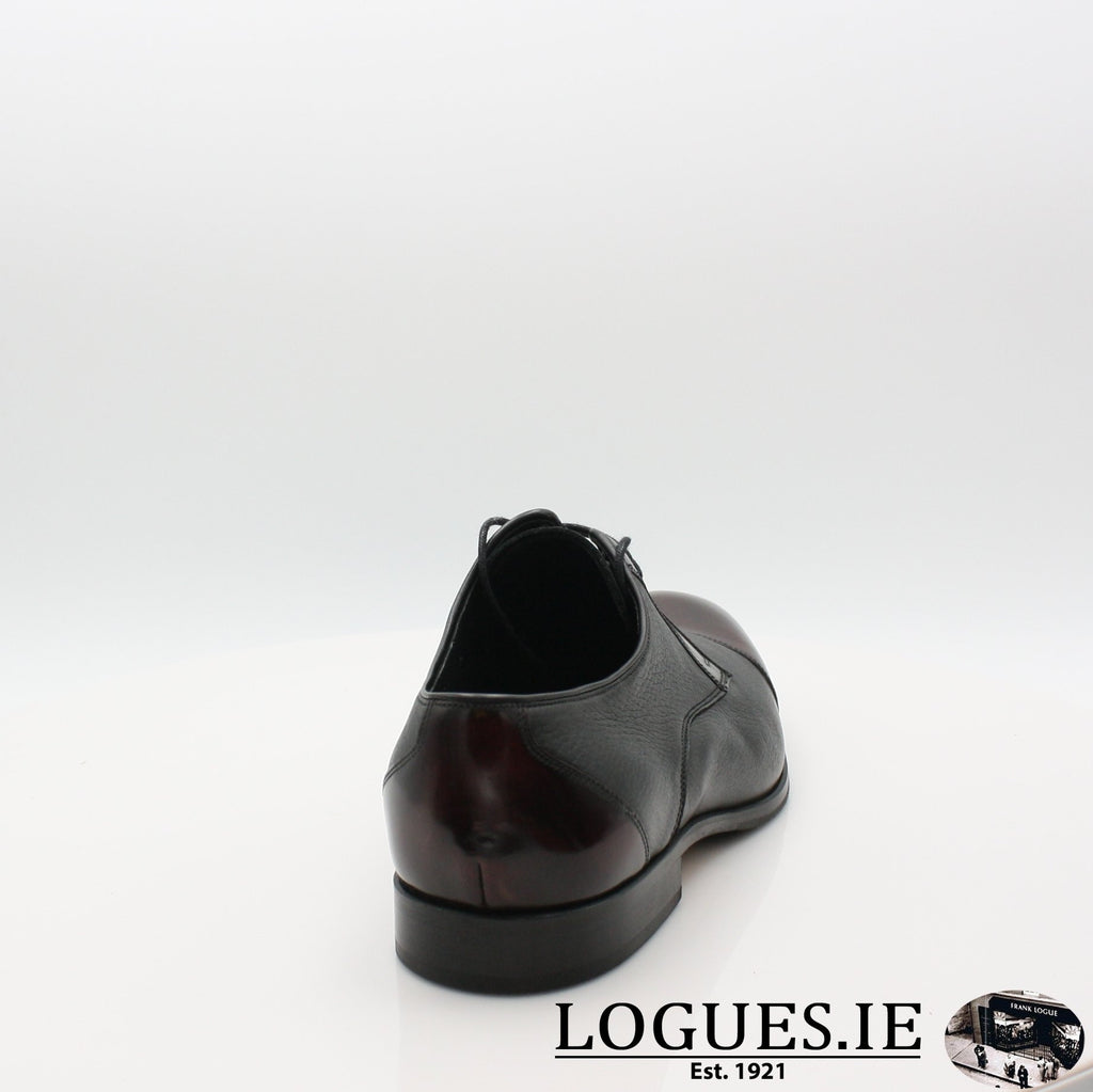 FRED BARKER AW17MensLogues ShoesBLACK WINE / 10