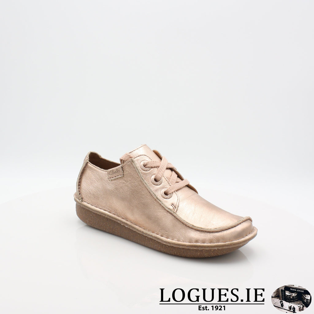Funny Dream CLARKS 19LadiesLogues ShoesRose / 035 / D