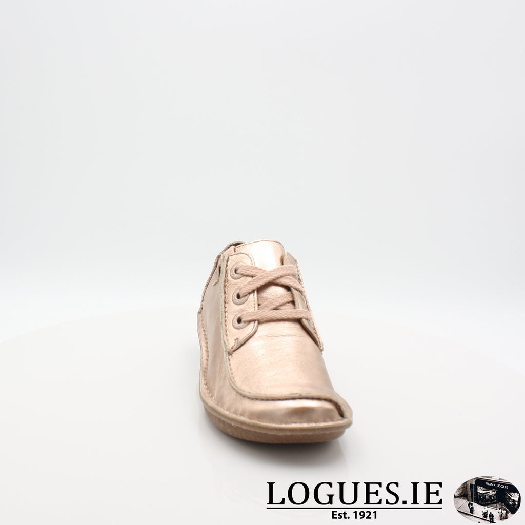 Funny Dream CLARKS 19LadiesLogues ShoesRose / 040 / D