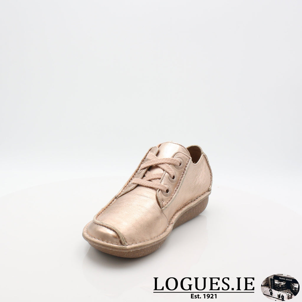 Funny Dream CLARKS 19LadiesLogues ShoesRose / 045 / D