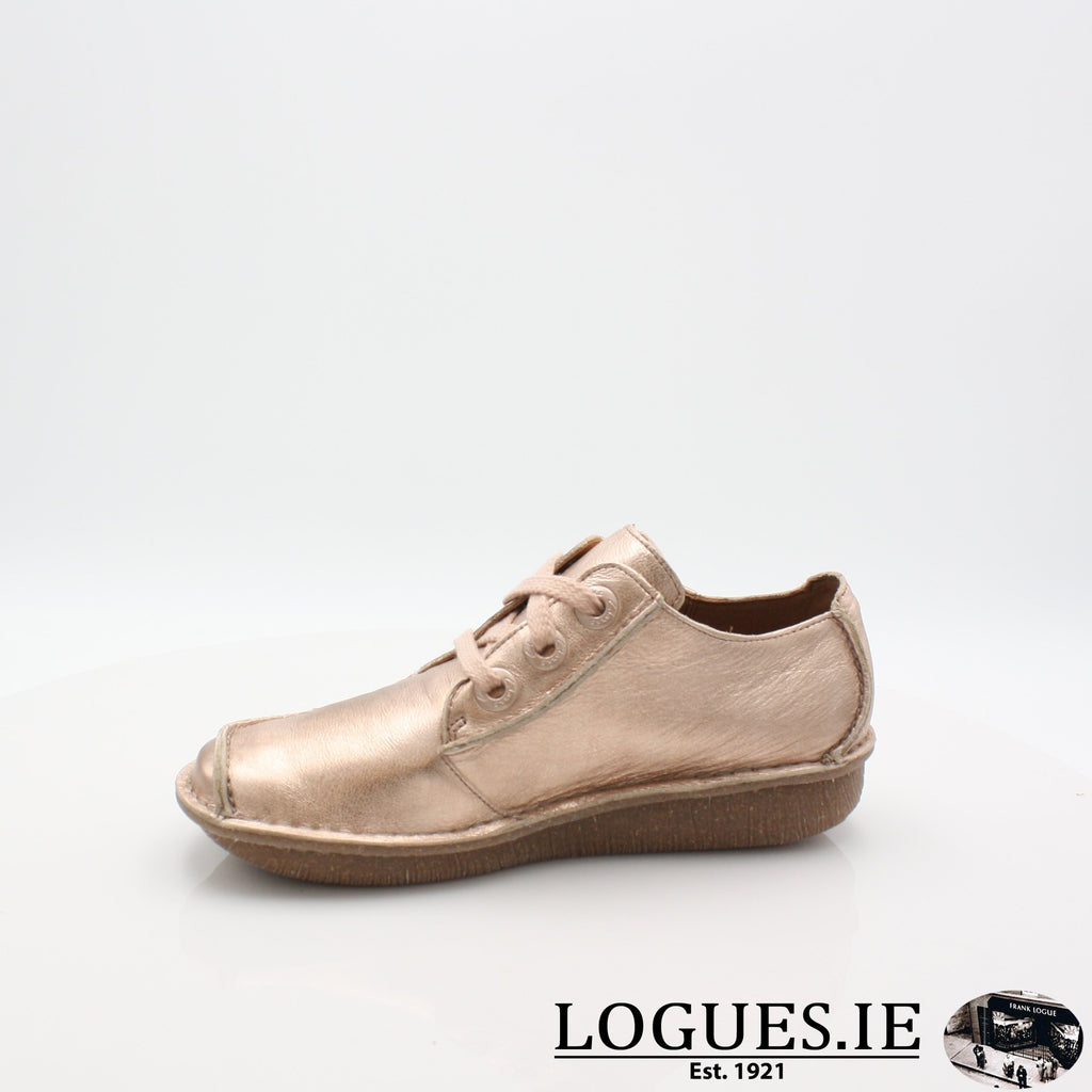 Funny Dream CLARKS 19LadiesLogues ShoesRose / 050 / D