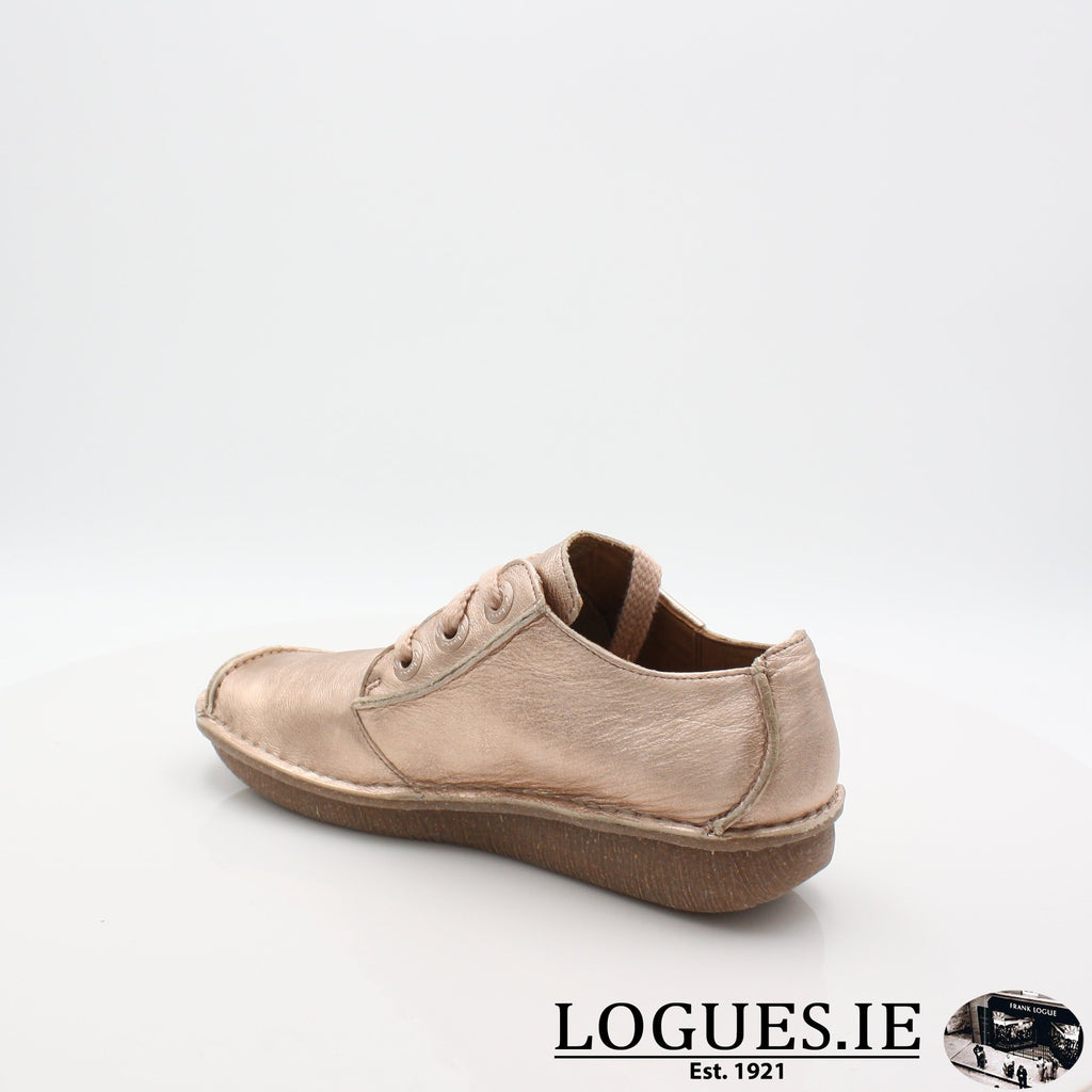 Funny Dream CLARKS 19LadiesLogues ShoesRose / 055 / D