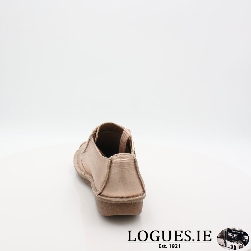 Funny Dream CLARKS 19LadiesLogues ShoesRose / 060 / D
