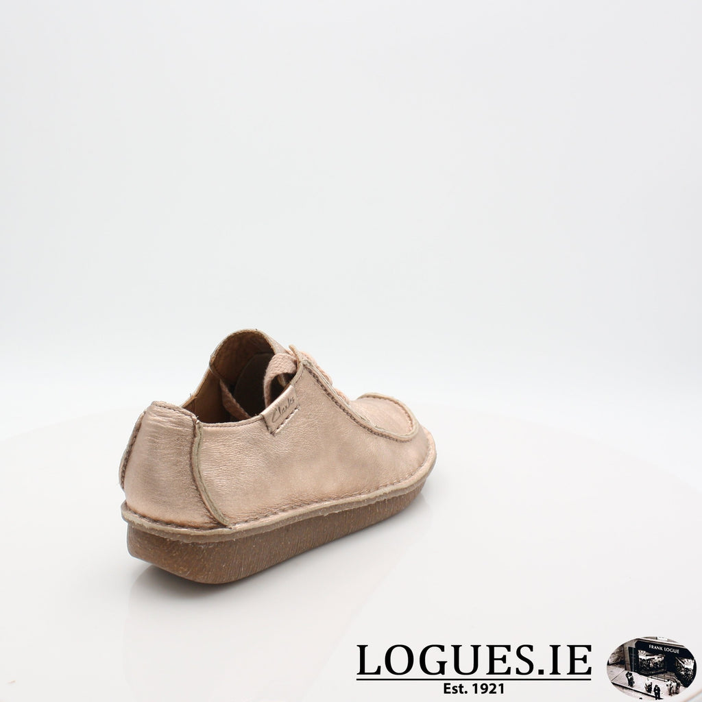 Funny Dream CLARKS 19LadiesLogues ShoesRose / 065 / D