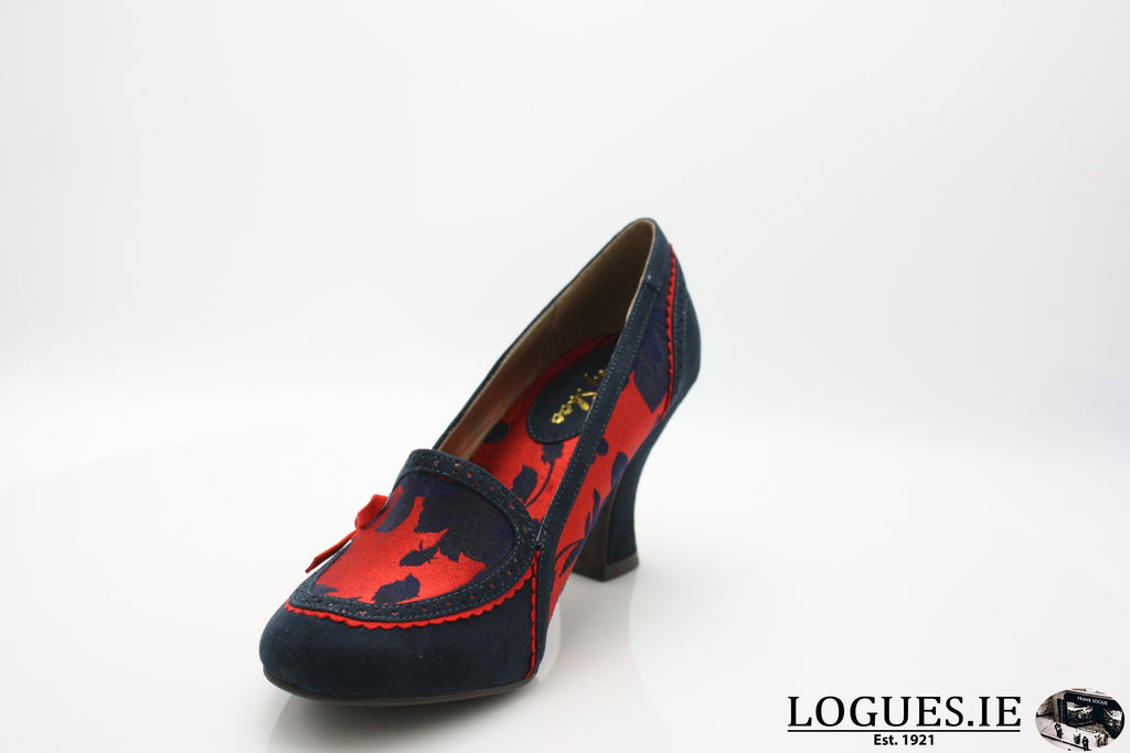 FLORA 09213 RUBY SHOOLadiesLogues Shoes