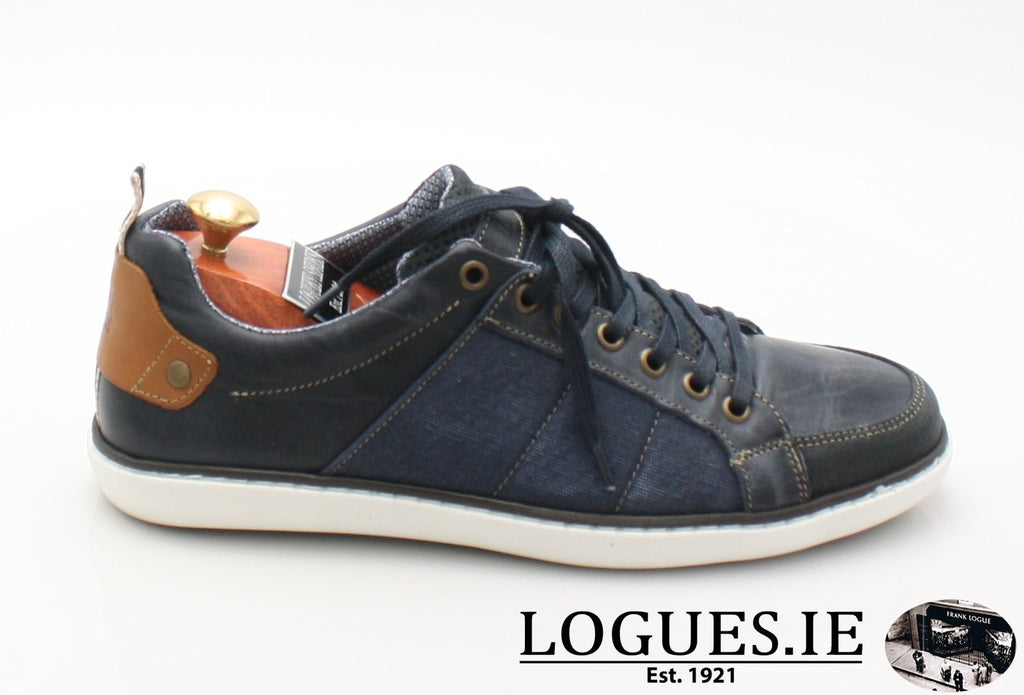 FREEMAN TOMMY BOWE SHOES SS18MensLogues ShoesDENIM / 40 = 6.5 UK