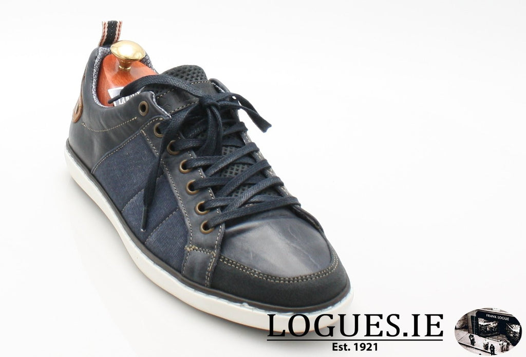 FREEMAN TOMMY BOWE SHOES SS18MensLogues ShoesDENIM / 42 = 8 UK