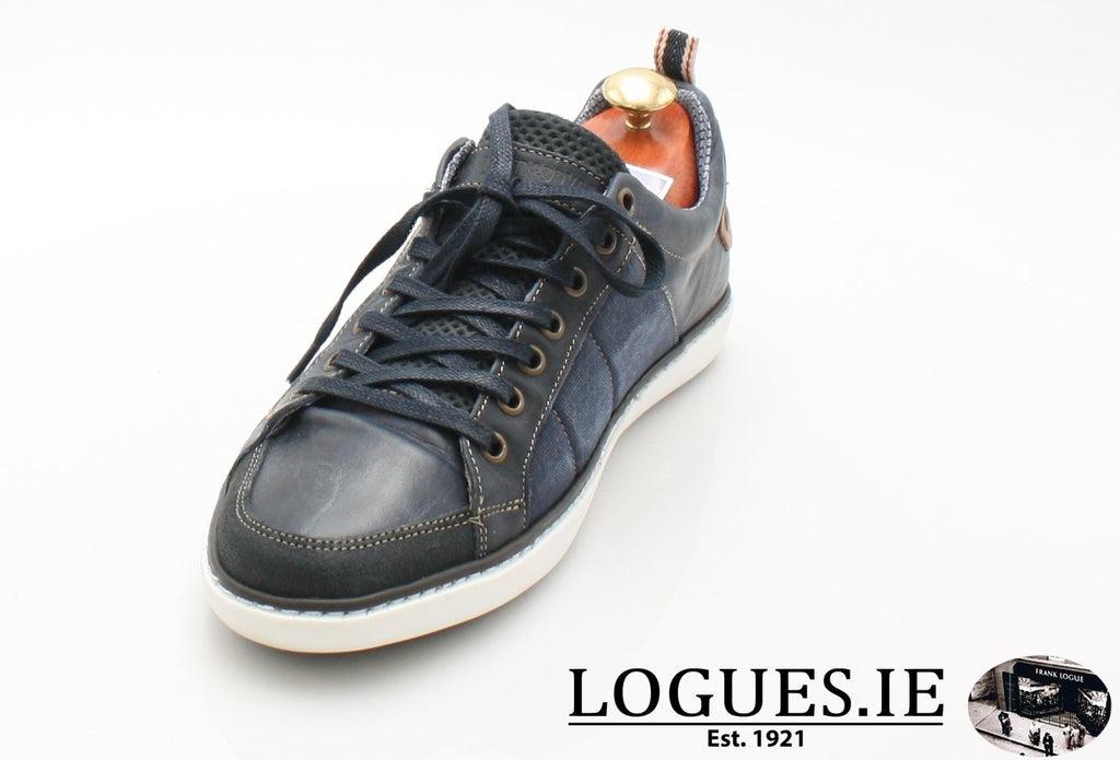 FREEMAN TOMMY BOWE SHOES SS18MensLogues ShoesDENIM / 43 = 9 UK