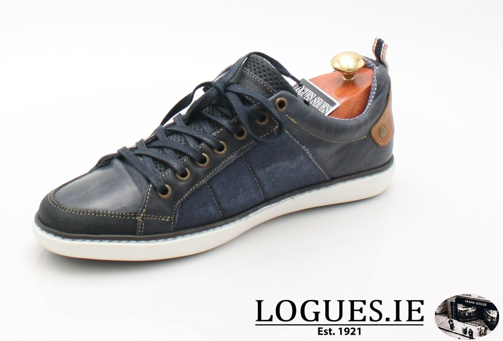 FREEMAN TOMMY BOWE SHOES SS18MensLogues ShoesDENIM / 44 = 9.5/10 UK