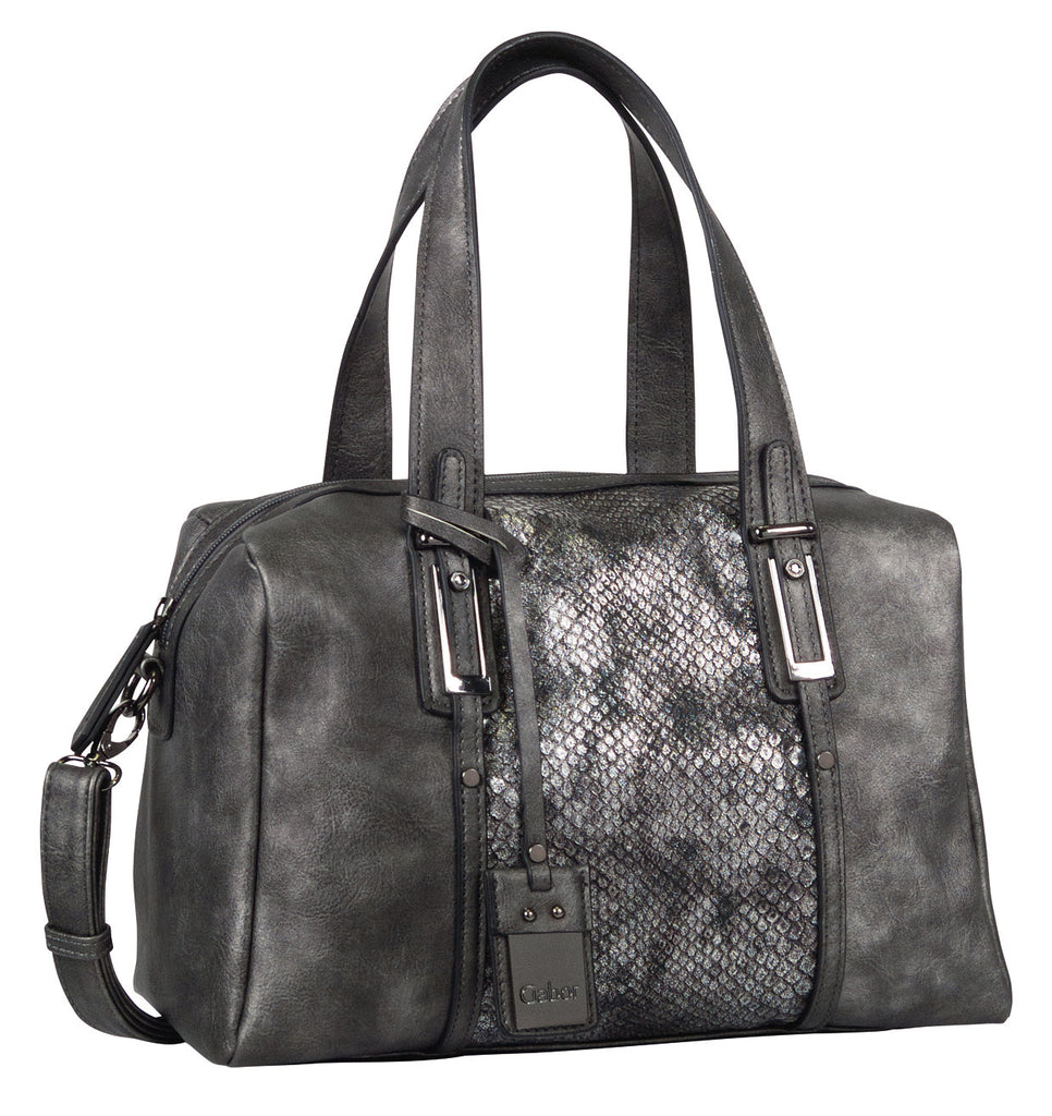 GABOR 7556 VERA-bags-GABOR HAND BAGS-15 OLDSILVER-BAG-Logues Shoes