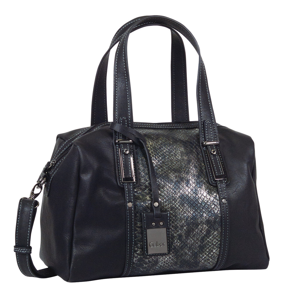 GABOR 7556 VERA-bags-GABOR HAND BAGS-60 BLACK-BAG-Logues Shoes