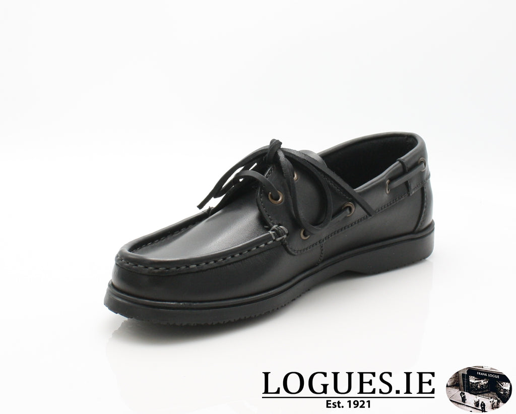 WLN GABY-BS-Kids-Whelan-SUSST-WRANGLER-Black Anil-37-Logues Shoes