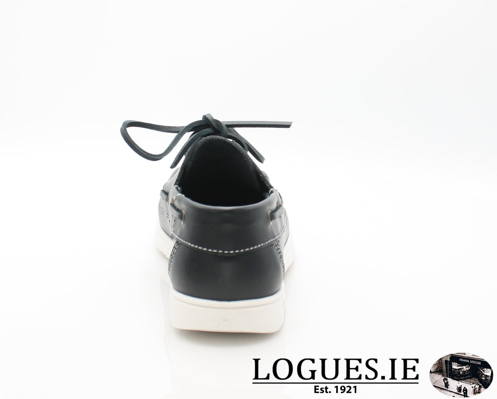 WLN GABY-WS-Kids-Whelan-SUSST-WRANGLER-Navy Anil-39-Logues Shoes