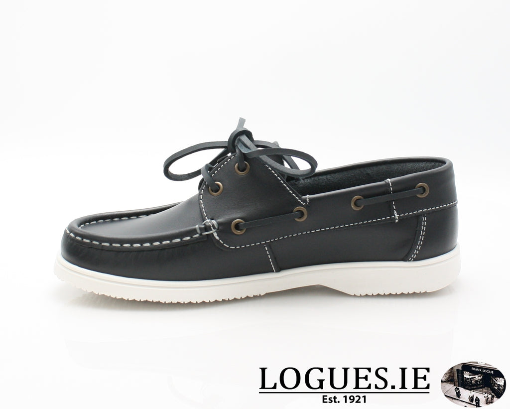 GABY-WHITE SOLE BOAT SHOE, Kids, Whelan-SUSST-WRANGLER, Logues Shoes - Logues Shoes.ie Since 1921, Galway City, Ireland.