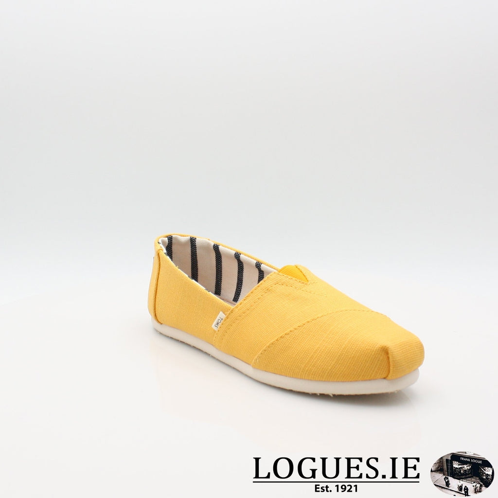 10013872 HERITAGE CANVASLadiesLogues ShoesGOLD FUSION / 4 UK -37 EU - 6 US