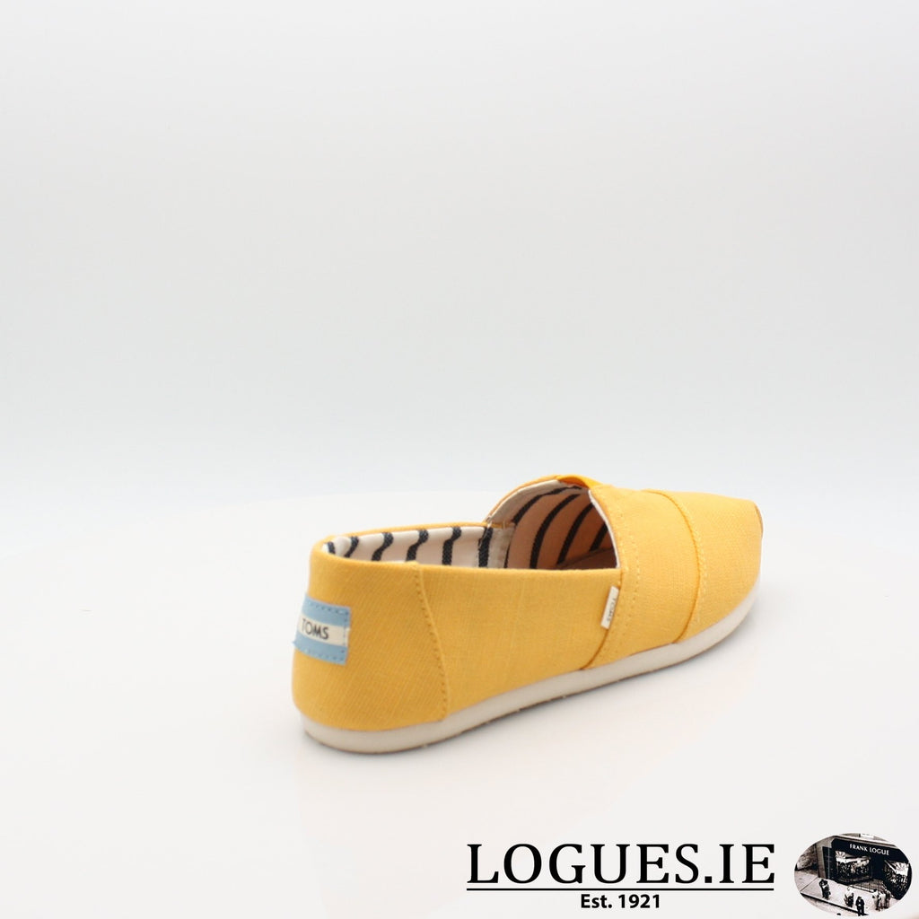 10013872 HERITAGE CANVASLadiesLogues ShoesGOLD FUSION / 9 UK - 43 EU- 12 US