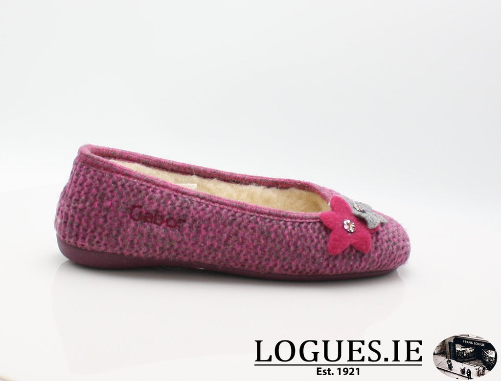 64782 GABOR SLIPPER, Ladies, GABOR SLIPPERS Charisma tradig, Logues Shoes - Logues Shoes.ie Since 1921, Galway City, Ireland.