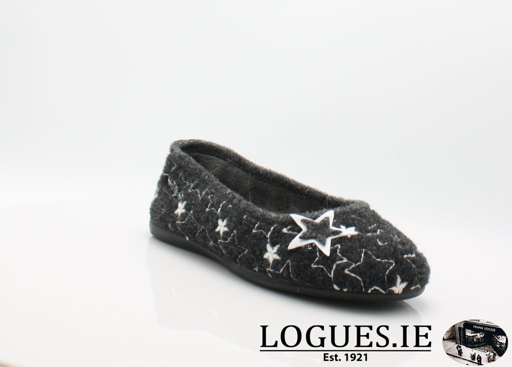 38001067 GABOR A/W 17, Ladies, GABOR SLIPPERS Charisma tradig, Logues Shoes - Logues Shoes.ie Since 1921, Galway City, Ireland.