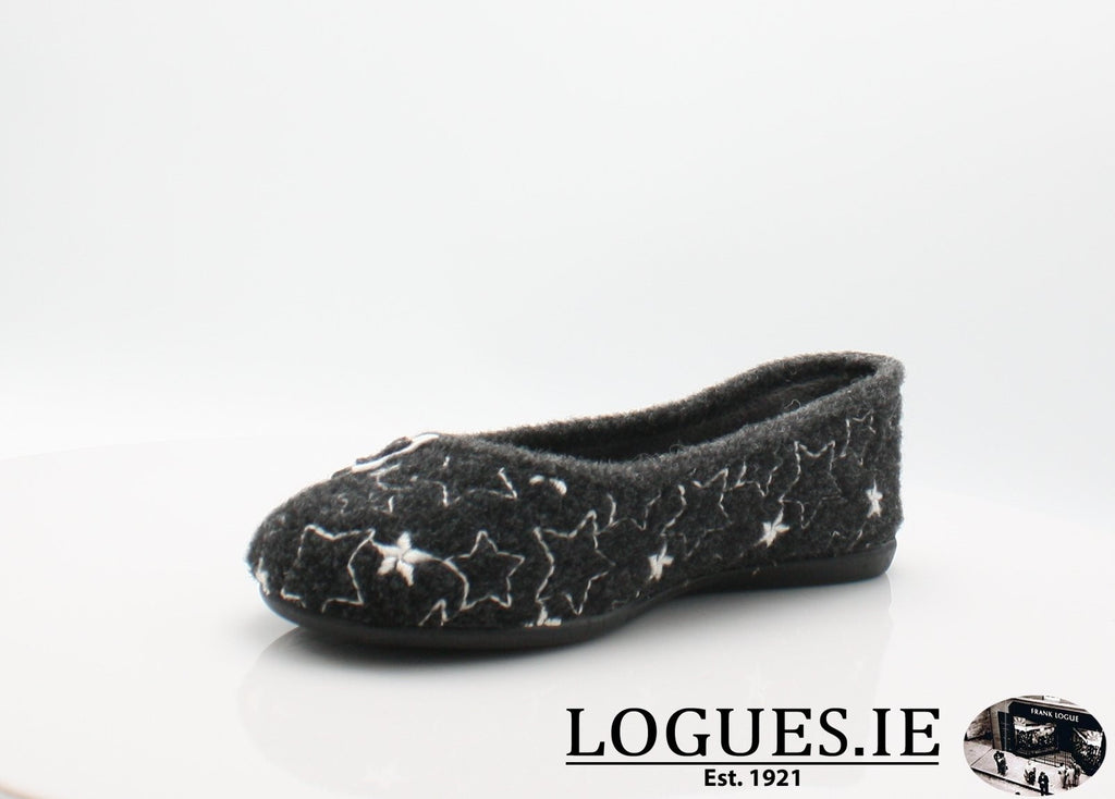 38001067 GABOR SLIPPER, Ladies, GABOR SLIPPERS Charisma tradig, Logues Shoes - Logues Shoes.ie Since 1921, Galway City, Ireland.