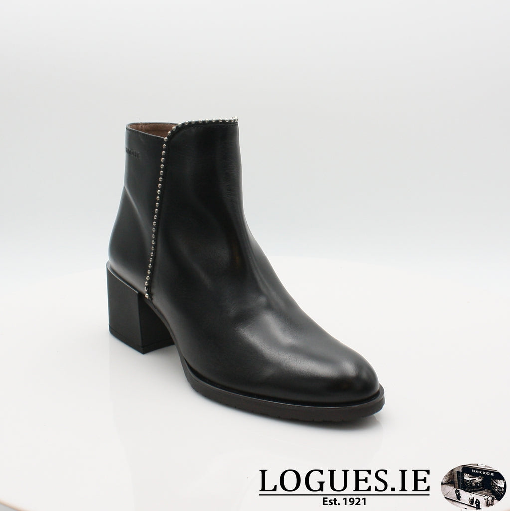 H-3522 WONDERS 19BOOTSLogues ShoesOREGON NEGRO / 4 UK -37 EU - 6 US