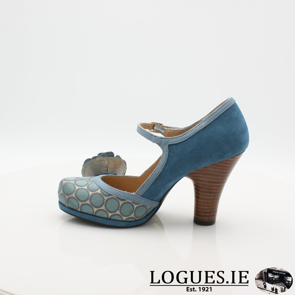 HANNAH RUBY SHOO S19-Ladies-RUBY SHOO-TEAL-3 UK- 36 EU - 5 US-Logues Shoes