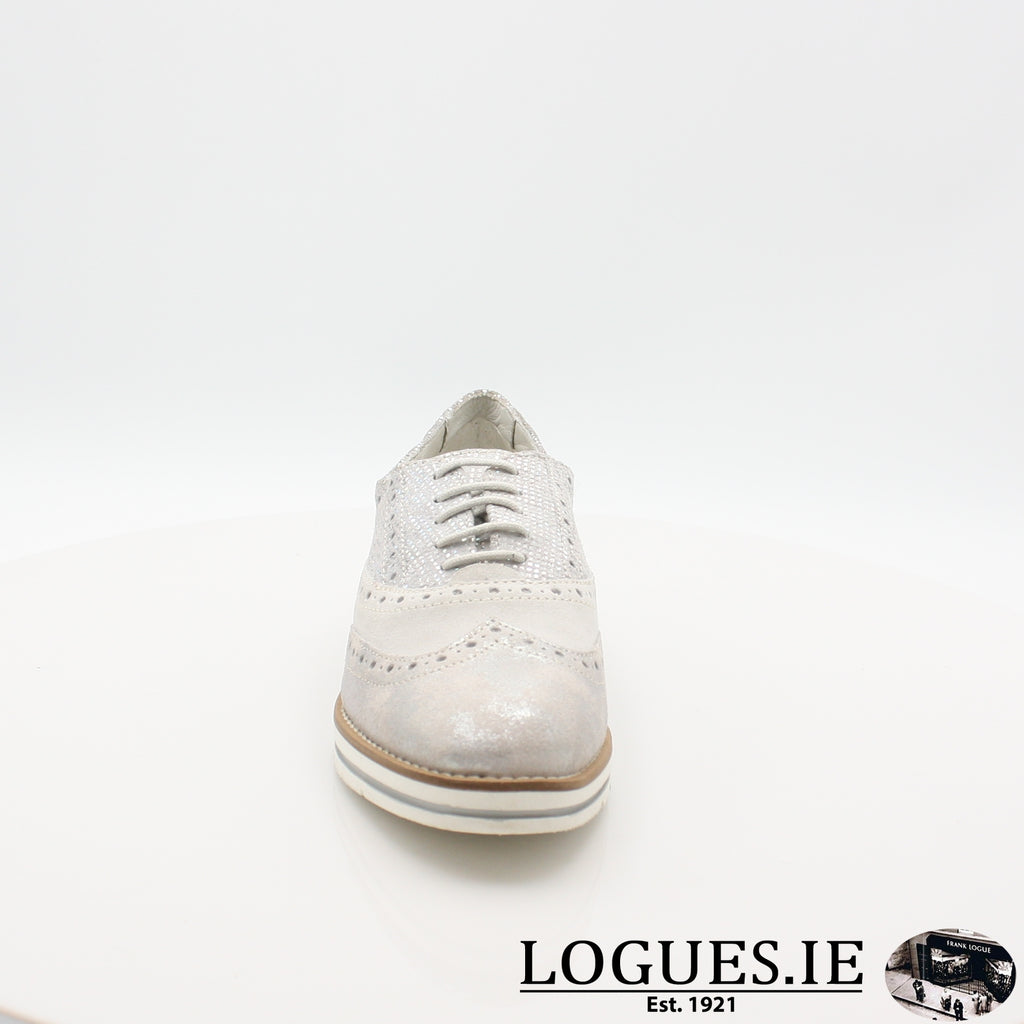 HATTIE 1545 DUBARRYLadiesLogues Shoes36 Silver / 39