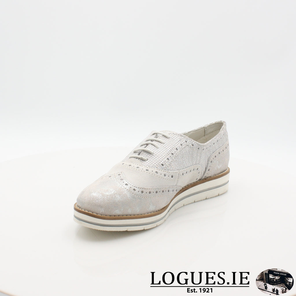 HATTIE 1545 DUBARRYLadiesLogues Shoes36 Silver / 40