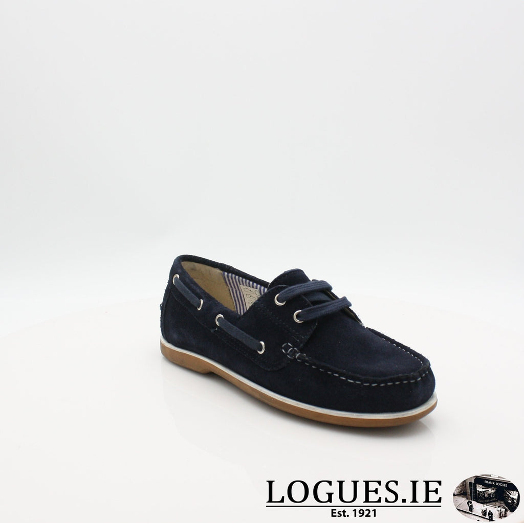 DUB HAYES 1613LadiesLogues ShoesNAVY / 5 UK- 38 EU- 7 US