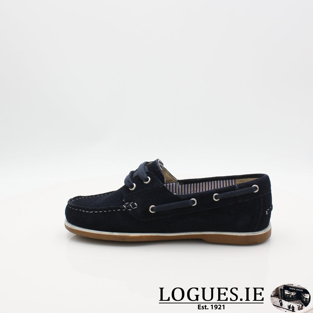 DUB HAYES 1613LadiesLogues ShoesNAVY / 8 UK - 42 EU -10 US